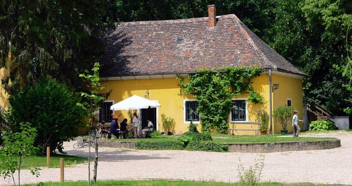 Wirtschaftshof, Burg Sachsengang