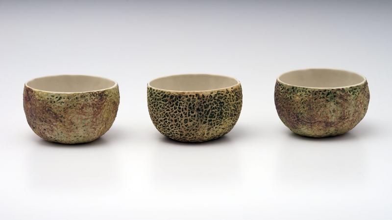 Melone vom Original abgenommen